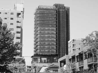超高層タワー型マンションに関わるもの